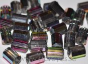 Swarovski vintage #5230 7,5x5mm, Vitrail Light