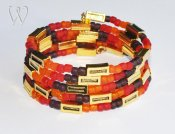 Street Smart Collection armband - FALL COLORS