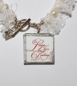 Shabby Chic Collection armband - DESTINY