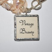 Shabby Chic Collection armband - VINTAGE BEAUTY