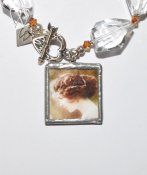 Shabby Chic Collection armband - BUTTERFLY WING