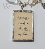Shabby Chic Collection armband - CHAMPAGNE