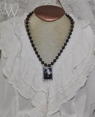 Shabby Chic Collection halsband - GARBO