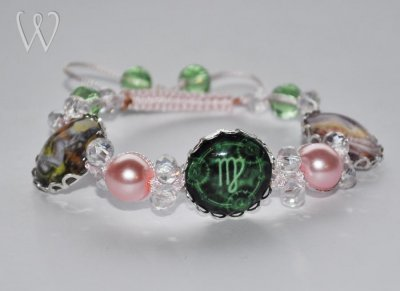 Young Heart Collection armband - VIRGO