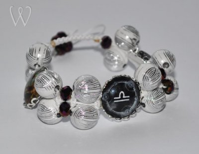 Young Heart Collection armband - LIBRA
