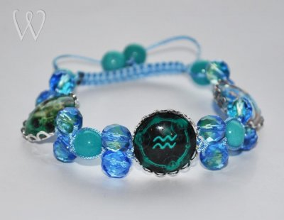 Young Heart Collection armband - AQUARIUS
